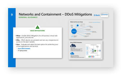 Choose DDoS Mitigation for Critical Apps